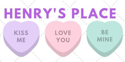 2nd Annual Find Love at Henry's