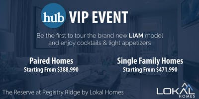 The Reserve at Registry Ridge  HUB Realty Preview - Tour our New Model Home