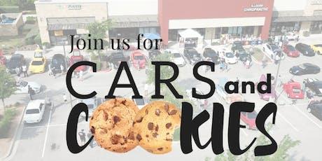 Cars & Cookies - Steiner Ranch tickets