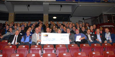 100 Men Of Oshawa Charity Donation Meeting