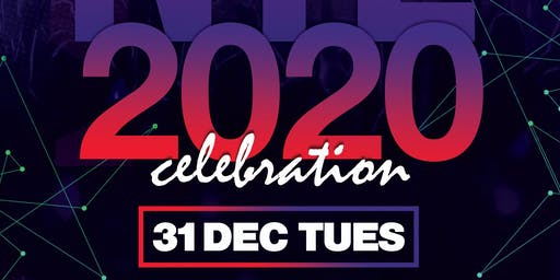New Years Eve 2020 Celebration