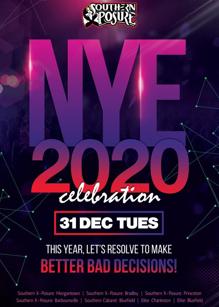 Charleston New Years Eve 2020 New Years Eve 2020 Celebration Tickets, Tue, Dec 31, 2019 at 7:00