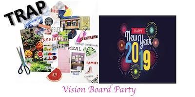 TRAP Vision Board Party