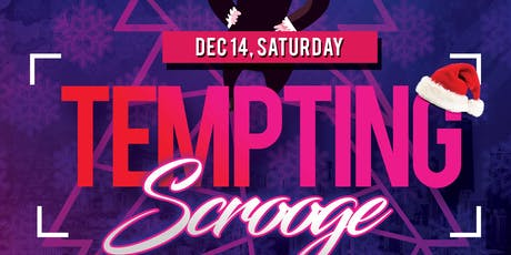 Tempting Scrooge Christmas Party tickets