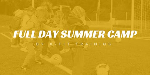 X-Fit Training Summer Camp