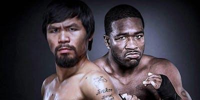 Pacquiao vs Broner - WBA Welterweight Title Fight