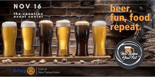 2019 New Tampa Brew Fest