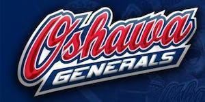 OACETT/PEO Oshawa Generals Hockey Night February 13...