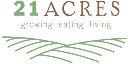 21 Acres: Farm to Table Cooking Camp (July 29)