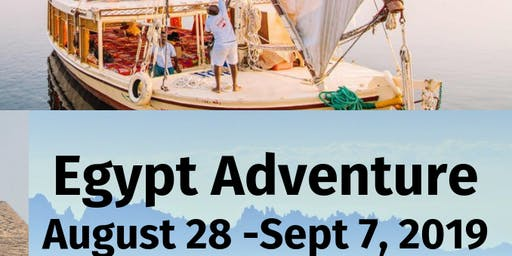 Egyptian Adventure 2019