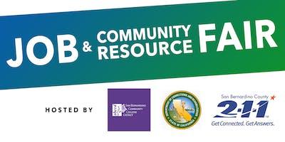 Job & Community Resource Fair