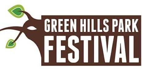 Green Hills Park Festival tickets