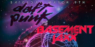 Daft Punk vs Basement Jaxx Dance Party
