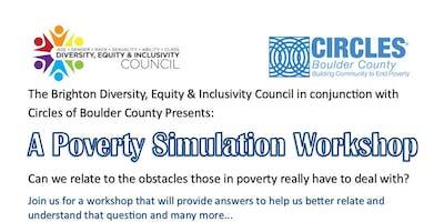 Poverty Simulation Workshop