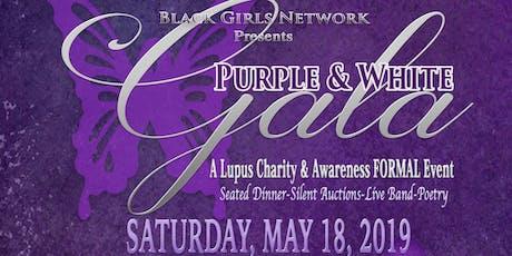 BGN Lupus Purple & White Charity Gala tickets