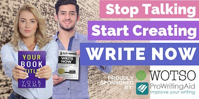 Write Now - First Word to First Sale