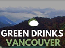 Green Drinks Vancouver, BC, Canada logo
