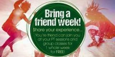 Bring a Buddy Week