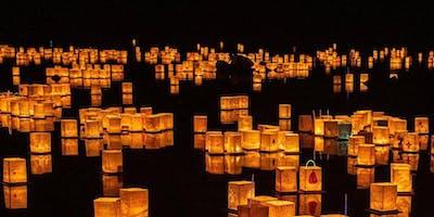 Syracuse, NY | 1000 Lights Water Lantern Festival 2019