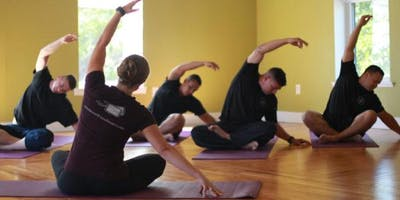 Yoga for Veterans, Mindful Resilience Course at VFW Jan-Feb 2019