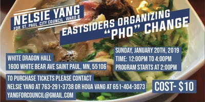 "East Siders Organizing ""PHO"" Change"