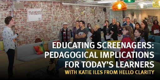 Workshop - Educating Screenagers - TRARALGON