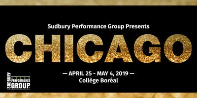 Sudbury Performance Group - Chicago - May 3