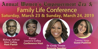 Family Life Conference - Plainfield - March Sunday 24 2019