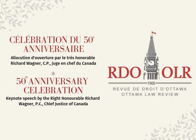 RDO célébration du 50e anniversaire | OLR 50t