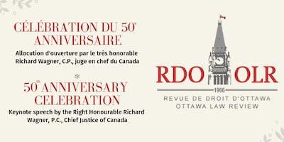 RDO célébration du 50e anniversaire   OLR 50th Anniversary Celebration