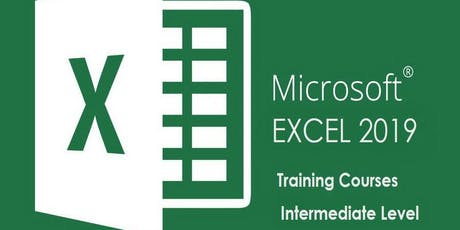 Microsoft Excel Training Courses | Intermediate Level Class- Toronto | Weekend Course tickets