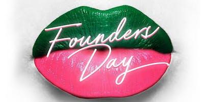 AKA FOUNDERS DAY CELEBRATION || 1.15