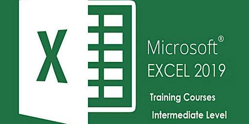 Microsoft Excel Training Courses | Intermediate Level Class- Toronto | Weekend Course