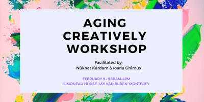 Aging Creatively Workshop