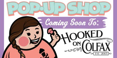 Hooked on Colfax  X Johnny Cupcakes Cake Dealer Pop Up Shop