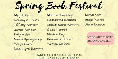 Irwindale Spring Book Festival