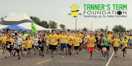 Tanner's Team 9th Annual Walk/Run tickets