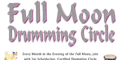 Full Moon Drummng Circle