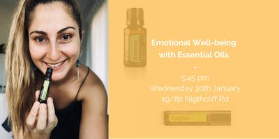 Emotional Well-being with Essential Oils
