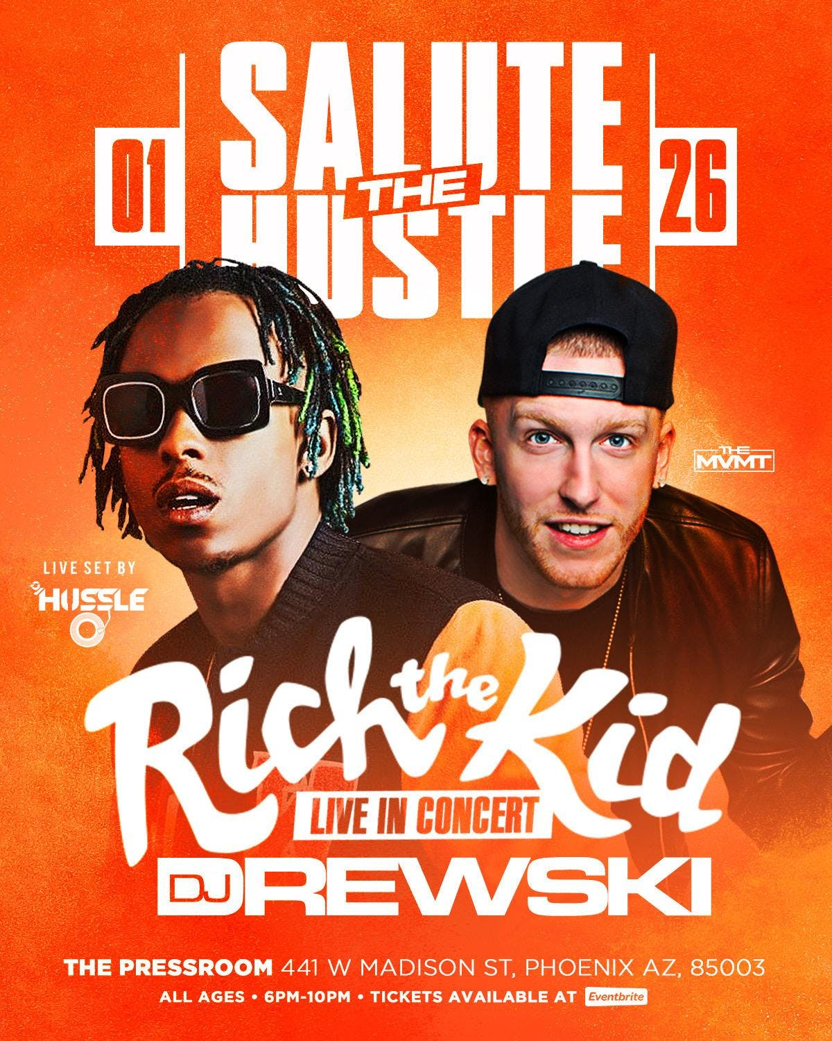 RICH THE KID @ The Pressroom