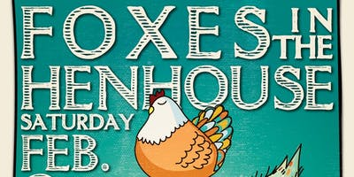Foxes In The HenHouse - return to the Redwood Cafe Stage