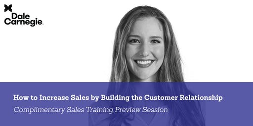 How to Increase Sales by Building the Customer Relationship