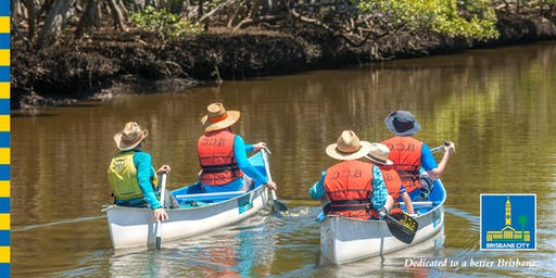Canoe Discovery: Nudgee Creek Adult Event