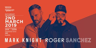 Mark Knight & Roger Sanchez - Sydney