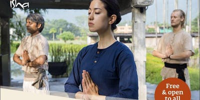 ISHA - Yoga for Success in Sacramento,CA – **Free** and Open to All