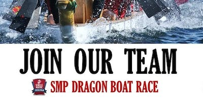 SMP Dragon Boat - Join our team - 2019