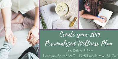 Creating your personalized 2019 Wellness Plan