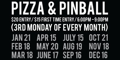 Townsville Empire Monthly Monday Pinball & Pizza Stern Army Tournament