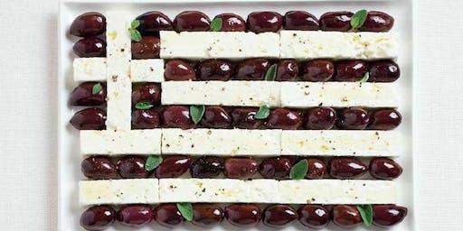 Greek cuisine: celebrating mother goddess!