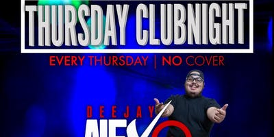 Club Night At the Derby with Dj AlexC